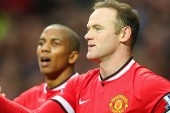 Rooney should be Man United's main striker