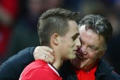 Januzaj and Pereira play U19s match against Monaco