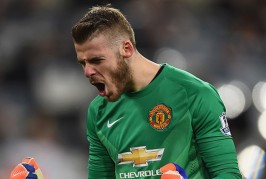 Desperate disappointment for David de Gea