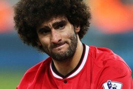 Fellaini happy after strong performance against Newcastle