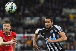 Michael Carrick makes Man United return