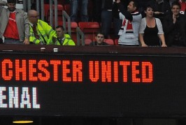 Remembering Man United 8-2 Arsenal