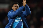 Danny Welbeck explains goal celebration