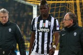 Pogba ruled out for two months