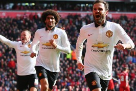 Marouane Fellaini hails great win over Liverpool