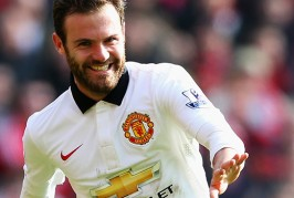 Mata: Overhead kick at Anfield was one of my best