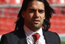 Falcao: I'm 100% focussed on Manchester United