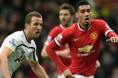 Smalling thankful for global support