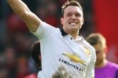 Man Utd's potential 4-3-3 vs Palace
