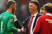Neville: De Gea waiting on top four success