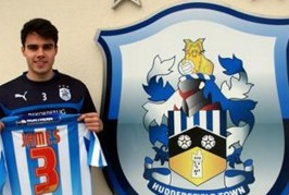 Huddersfield delighted with Reece James loan