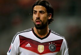 Khedira confirms Madrid exit