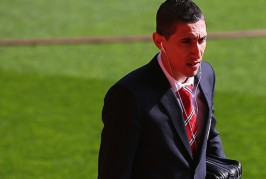 Man Utd will not sell Di Maria – report