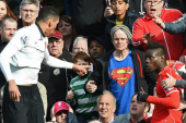 Smalling happy to have frustrated Balotelli