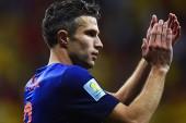Van Persie wishes Netherlands good luck