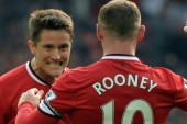 Van Gaal praises versatile Rooney and Young