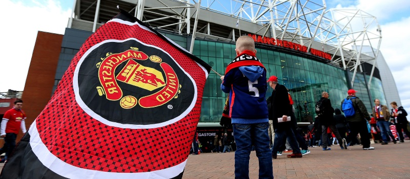 United pay £8.2m for land around Old Trafford