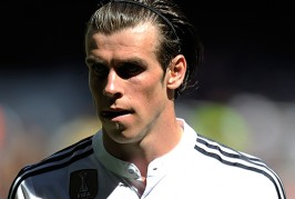 Bale abused by Madrid fans
