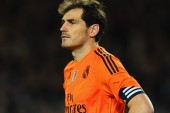 Casillas rules out Madrid exit