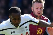Sherwood keen on permanent deal for Cleverley