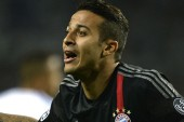 Thiago admits Man Utd move was a possibility
