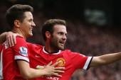 Pictures: Man Utd 1-1 Arsenal