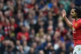 Man Utd fans bid fond farewell to Falcao