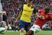 Young's superb performance against Arsenal earns praise