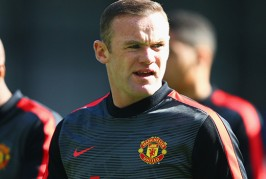 Van Gaal confirms Rooney is available