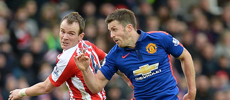 Van Gaal: Carrick Won't Start Against Newcastle
